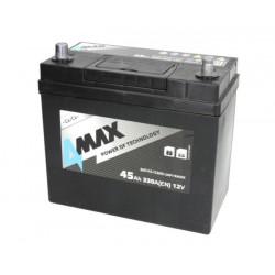 Akumulator 45Ah/330A (P+...