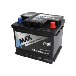 Akumulator 45Ah/450A (P+...