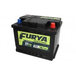 Akumulator 55Ah/420A (P+...