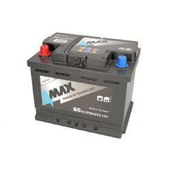 Akumulator 60Ah/510A (L+...