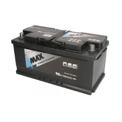 Akumulator 90Ah/720A (P+...