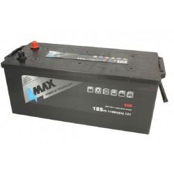 Akumulator 4MAX 185Ah/1100A...