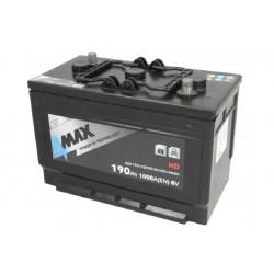 Akumulator 190Ah/1000A (P+...
