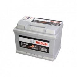 Akumulator 61Ah/600A S5 (P+...