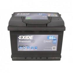 Akumulator 64Ah/640A...