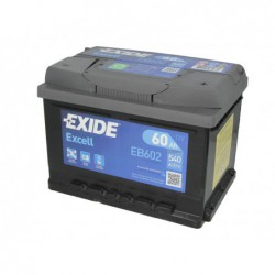 Akumulator 60Ah/540A EXCELL...