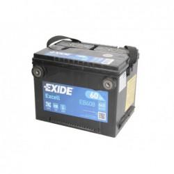 Akumulator 60Ah/640A EXCELL...